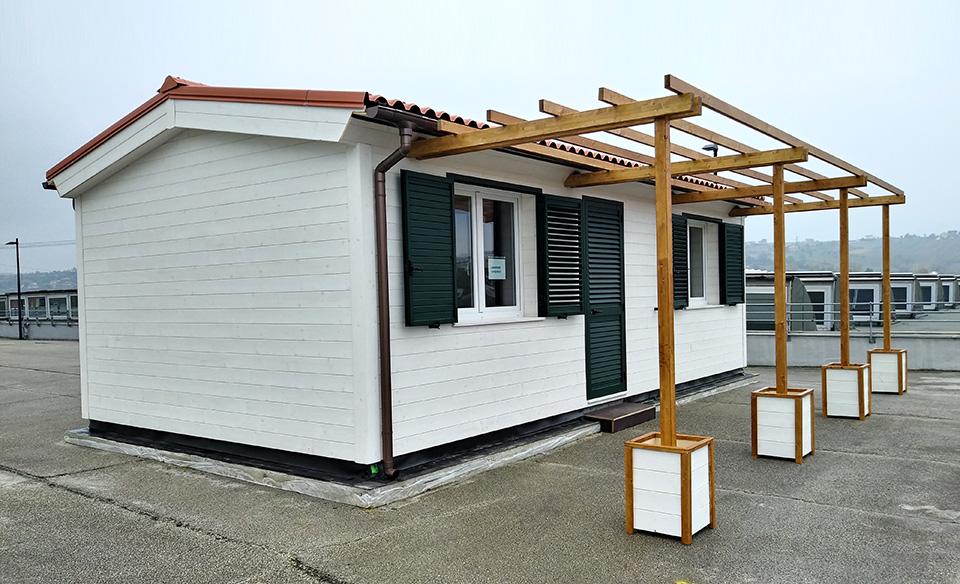 Tonelli Casa Moduli Prefabbricati Per Costruzioni In Legno